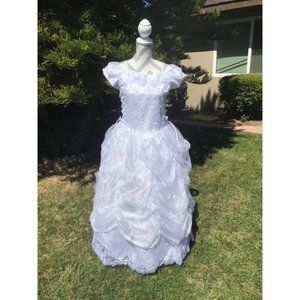 size 18 quince prom or Communion Dress